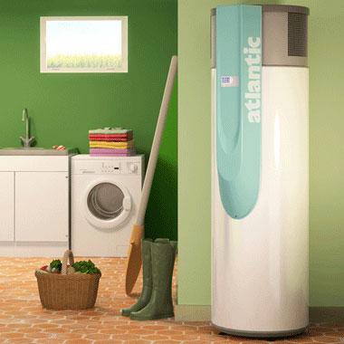 chauffe eau thermodynamique une gamme compl te de chauffe eau conomique dans les landes mont. Black Bedroom Furniture Sets. Home Design Ideas